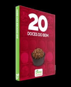Bonus 20 receitas de doces