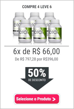 Preço Green Dtox